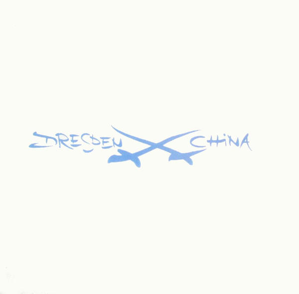 DRESDEN CHINA - Fire And Rain - 12 inch x 1
