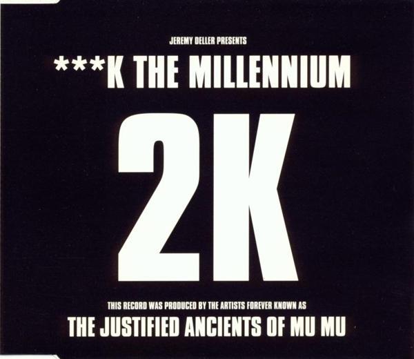 2K - Fuck The Millenium - CD Maxi
