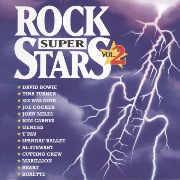VARIOUS - Rock Superstars Vol. 2 - CD