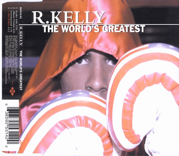 KELLY, R. - The World's Greatest - MCD