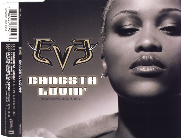 EVE - Gangsta Lovin' - CD Maxi