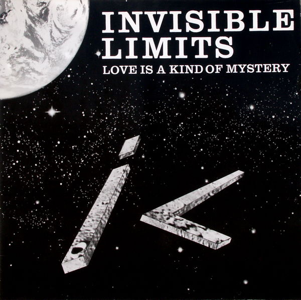 INVISIBLE LIMITS - Love Is A Kind Of Mystery - Maxi x 1