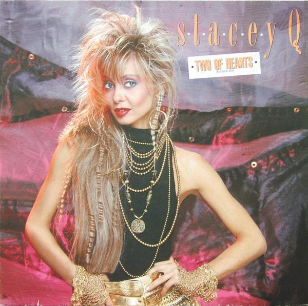 STACEY Q - Two Of Hearts - Maxi x 1