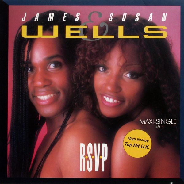 WELLS, JAMES & SUSAN - R.S.V.P. - 12 inch x 1