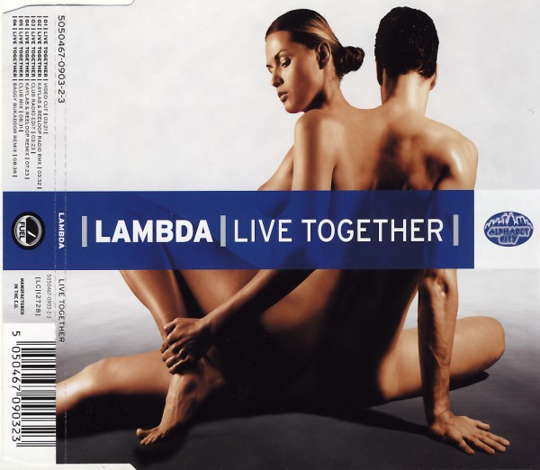 LAMBDA - Live Together - MCD