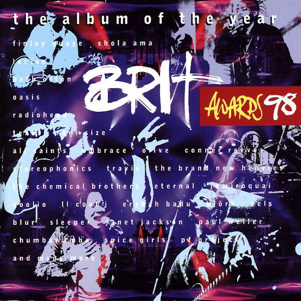 VARIOUS - The 1998 Brit Awards - CD x 2