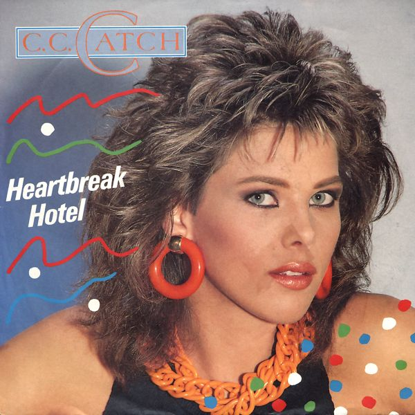 CATCH, C.C. - Heartbreak Hotel - 7inch x 1
