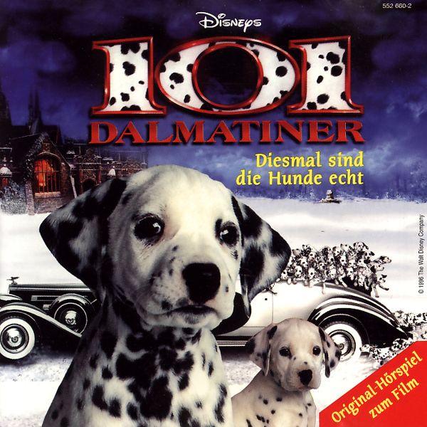 VARIOUS - Hörspiel 101 Dalmatiner, Diesmal sind die Hunde echt - CD