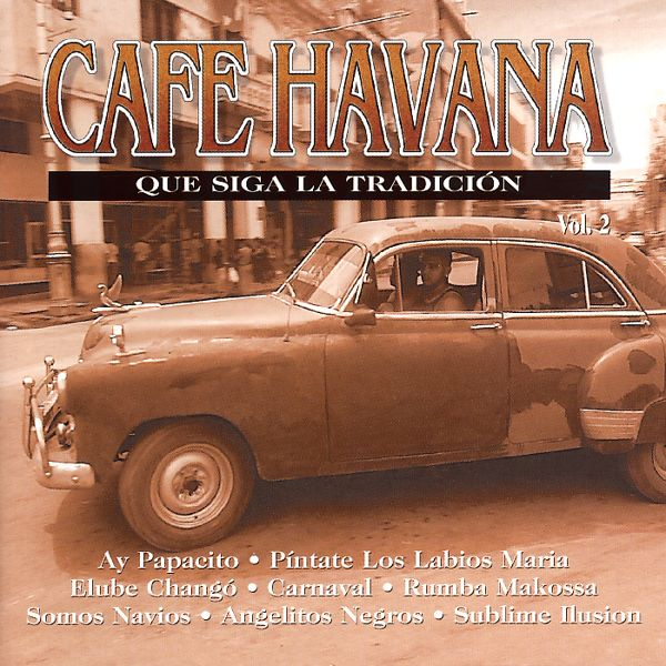 VARIOUS - Cafe Havana Volume 2 - CD