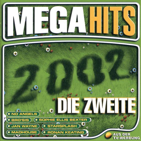 VARIOUS - Megahits 2002 die Zweite - CD x 2