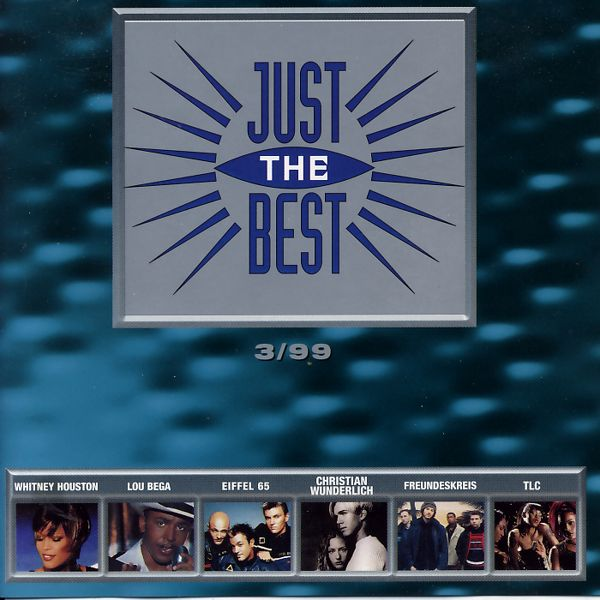 VARIOUS - Just The Best 3/99 - CD x 2