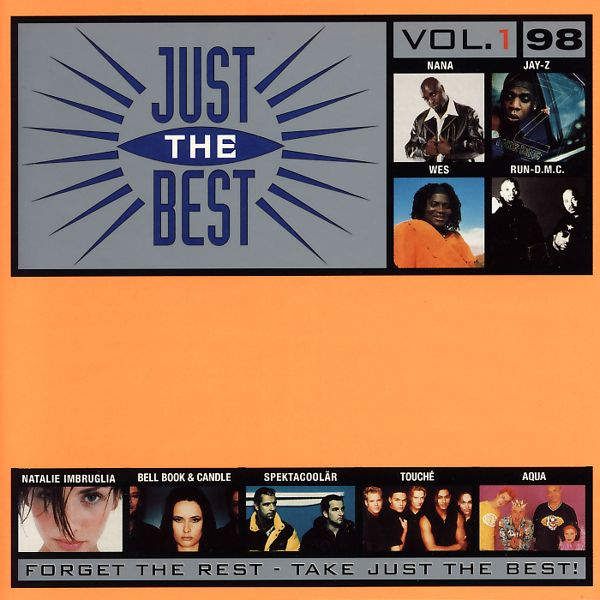 VARIOUS - Just The Best Vol. 1 98 - CD x 2