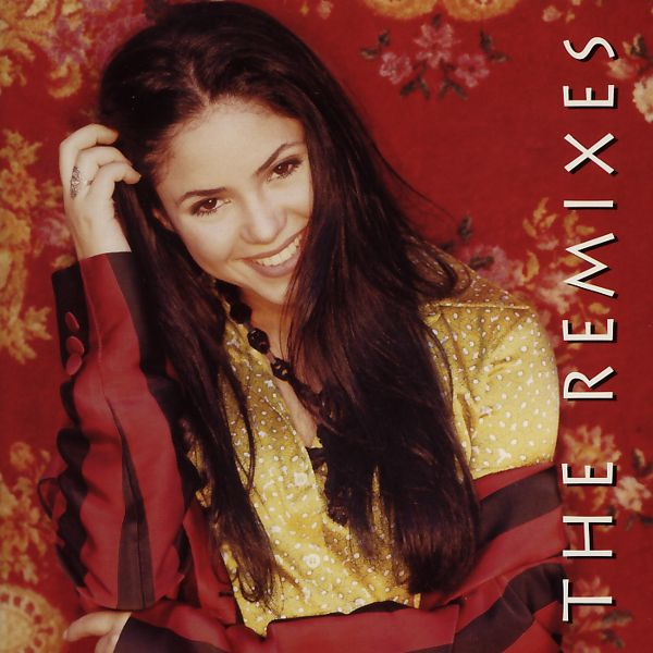 SHAKIRA - The Remixes - CD