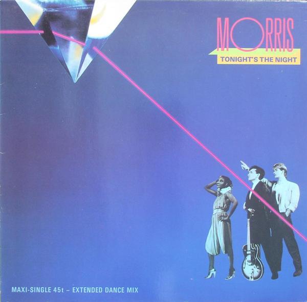 MORRIS - Tonight Is The Night - 12 inch x 1