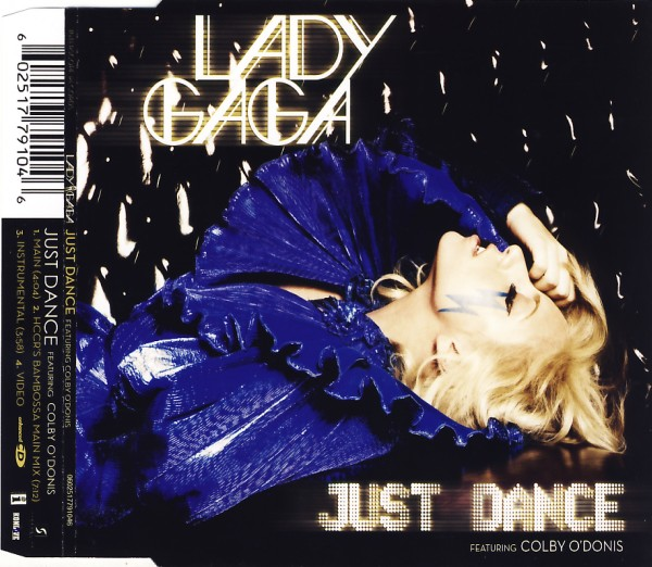LADY GAGA - Just Dance (feat. Colby O'Donis) - MCD