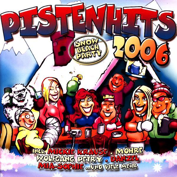 VARIOUS - Pistenhits 2006 - CD x 2