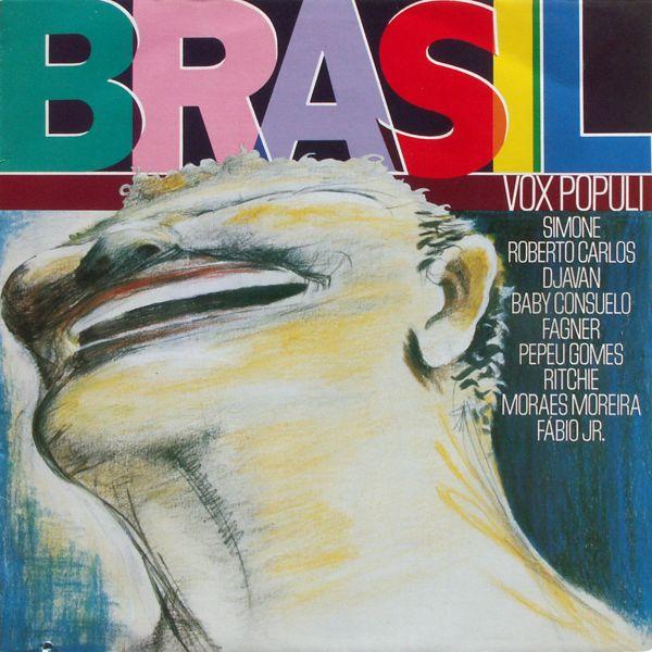 VARIOUS - Brazil - Vox Populi - LP