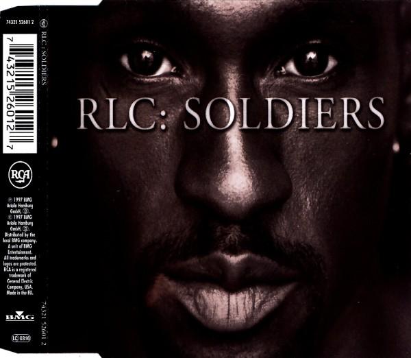RLC - Soldiers - CD Maxi