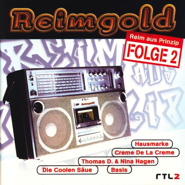 VARIOUS - Reimgold Folge 2 - CD