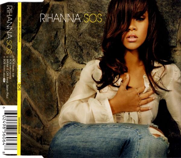 RIHANNA - SOS - CD Maxi