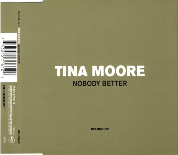 MOORE, TINA - Nobody Better - MCD
