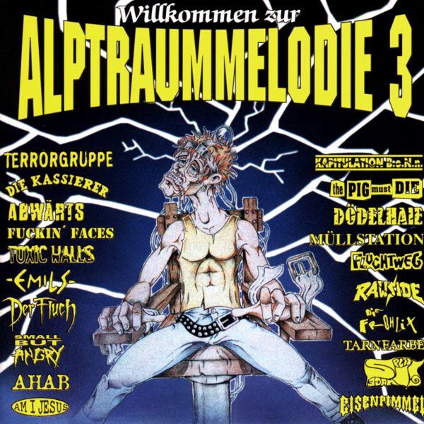 VARIOUS - Willkommen Zur Alptraummelodie 3 - CD x 2