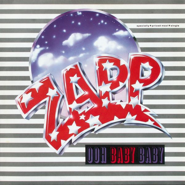 ZAPP - Ooh Baby Baby - 12 inch x 1