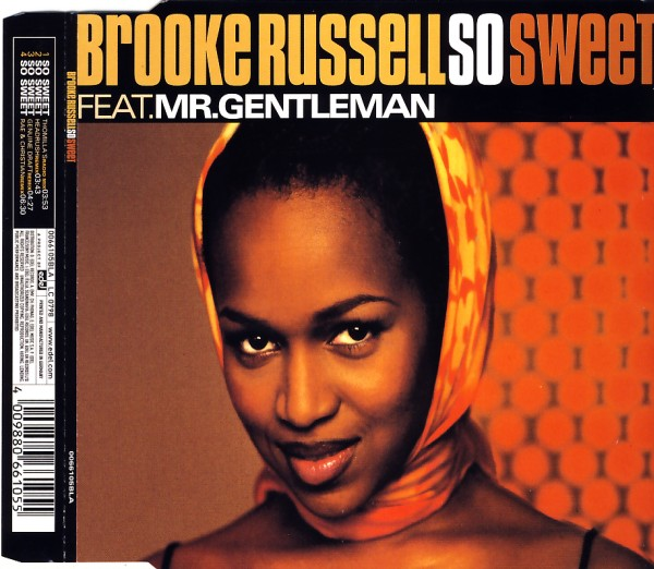 RUSSELL, BROOKE - So Sweet (feat. Mr. Gentleman) - CD Maxi