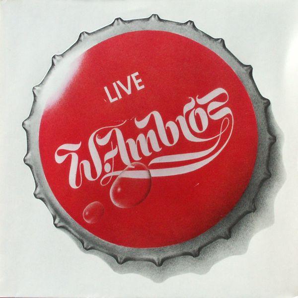 AMBROS, WOLFGANG - Wolfgang Ambros Live - LP x 2