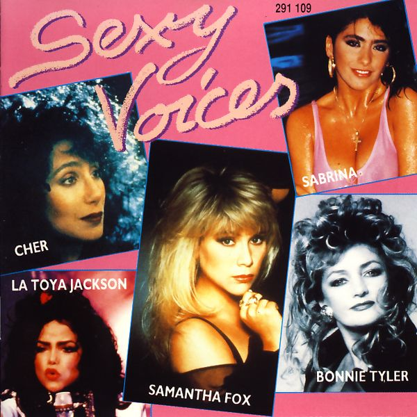 VARIOUS - Sexy Voices - CD
