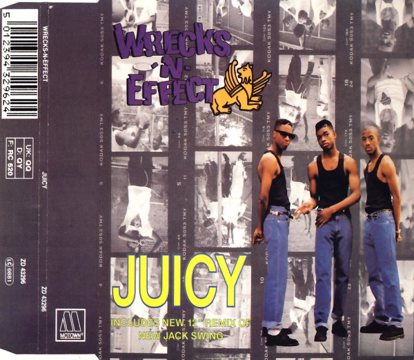 WRECKS-N-EFFECT - Juicy - MCD