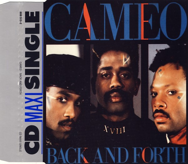 CAMEO - Back And Forth - MCD