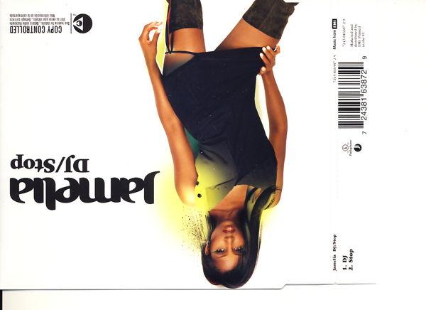 JAMELIA - DJ / Stop - CD Maxi