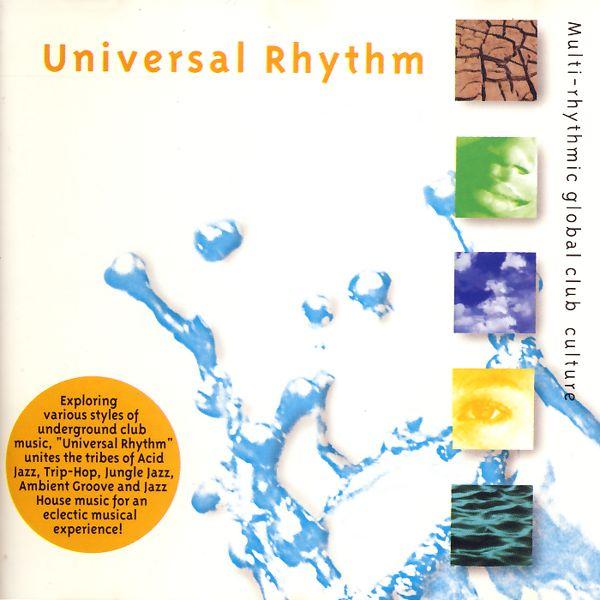 VARIOUS - Universal Rhythm - CD