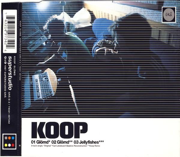 KOOP - Glömd - CD Maxi