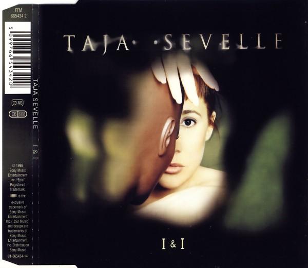 SEVELLE, TAJA - I & I - CD Maxi