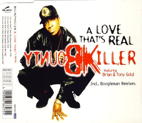 BOUNTY KILLER - A Love That's Real - MCD