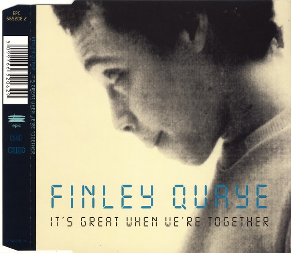 QUAYE, FINLEY - It's Great When We're Together - CD Maxi