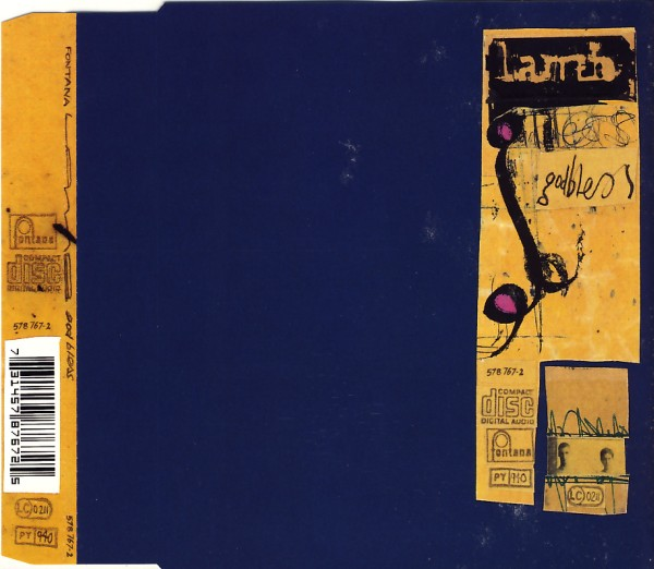 LAMB - God Bless - CD Maxi