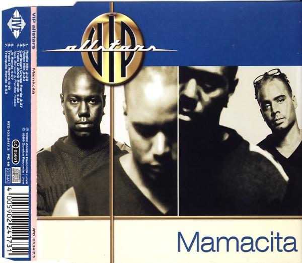 VIP ALLSTARS - Mamacita - CD Maxi