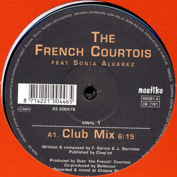FRENCH COURTOIS - Realize - Maxi x 1