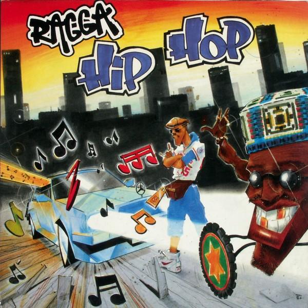 VARIOUS - Ragga Hip Hop Volume 1 - 33T