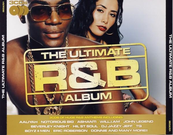VARIOUS - The Ultimate R&B Album - CD x 3