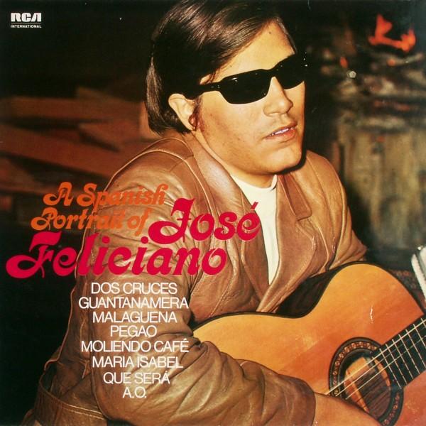 FELICIANO, JOSE - A Spanish Portrait Of Jos? Feliciano - LP x 2