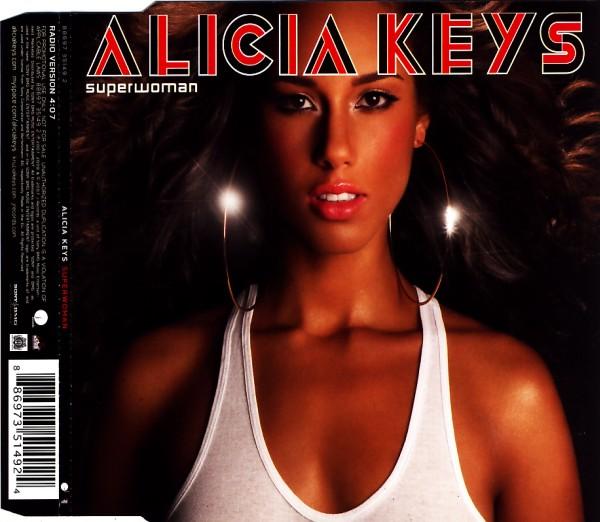KEYS, ALICIA - Superwoman - MCD
