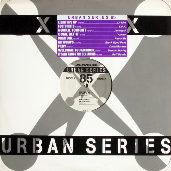VARIOUS - Urban Series 85 - 33T x 2
