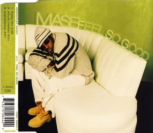 MASE - Feel So Good - CD Maxi