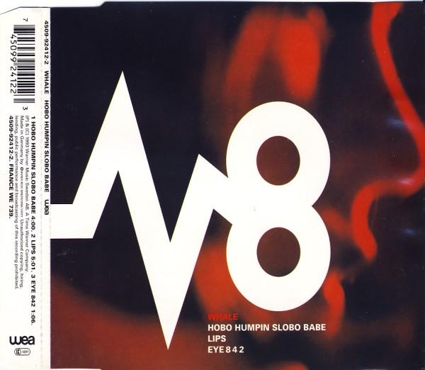WHALE - Hobo Humpin' Slobo Babe - CD Maxi