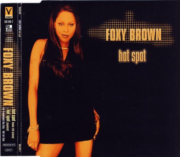 FOXY BROWN - Hot Spot - CD Maxi