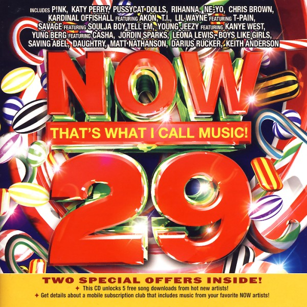 VARIOUS - Now That's What I Call Music 29 - CD